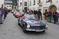 Oldtimer in Mauterndorf